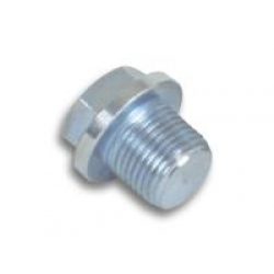 Vibrant Threaded Hex Bolt for Plugging O2 Sensor Bungs (Single Unit) 1195A