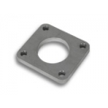 """Vibrant T4 Turbo Inlet Flange (1/2"""" thick) - Round Inlet 1432"""