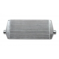 "Vibrant Air-to-Air Intercooler w/ end tanks (Core Size: 18""W x 6.5""H x 3.25"" thick) 12800"