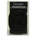 Vibrant Silicone Vacuum Hose Pit Kit (Black) 2104
