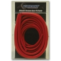 Vibrant Silicone Vacuum Hose Pit Kit (Red) 2104R