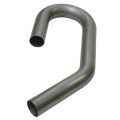 "Vibrant 1-5/8"" O.D. T304 Stainless Steel U-J Mandrel Bent Tubing 2602"