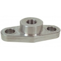 Vibrant Oil Feed Flange (for use with T3, T3/T4 and T04 Turbochargers) 2899