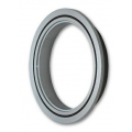 "Vibrant Aluminum V-Band Flange for 2.5"" OD Tubing (Single Flange) 11490S"