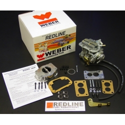 Weber Carburetor Toyota Pickup 20R (1978-1979-1980) Weber K8747