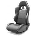 Yonaka Samurai Synthetic Leather Racing Seats YMRS005