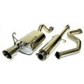 Yonaka Exhaust Catback Honda Civic Coupe / 4dr (92-00) YMCB001