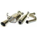 Yonaka Exhaust Catback Honda Accord 4cyl (98-02) YMCB006